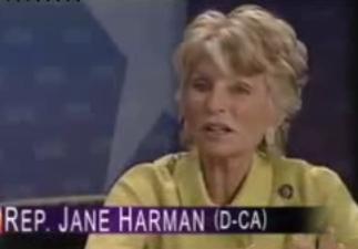 جین هارمن در Aipac